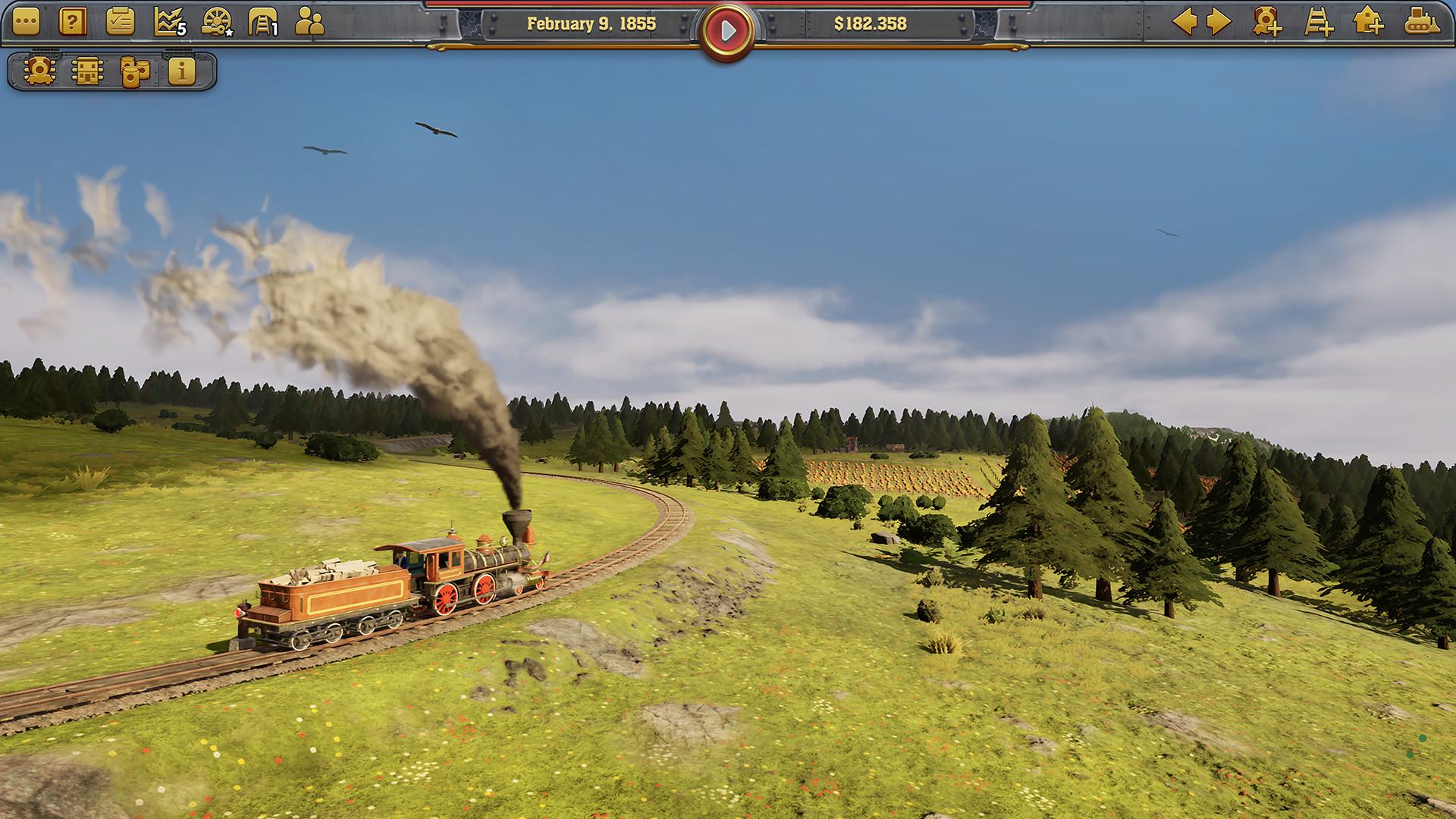 Railway Empire screenshot