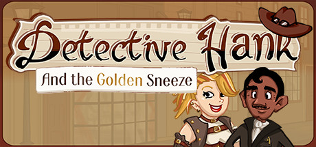 Free Detective Hank and the Golden Sneeze steam Key