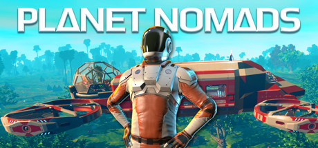 скачать игру planet nomads на русском