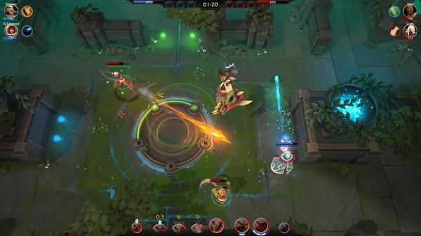 Battlerite screenshots
