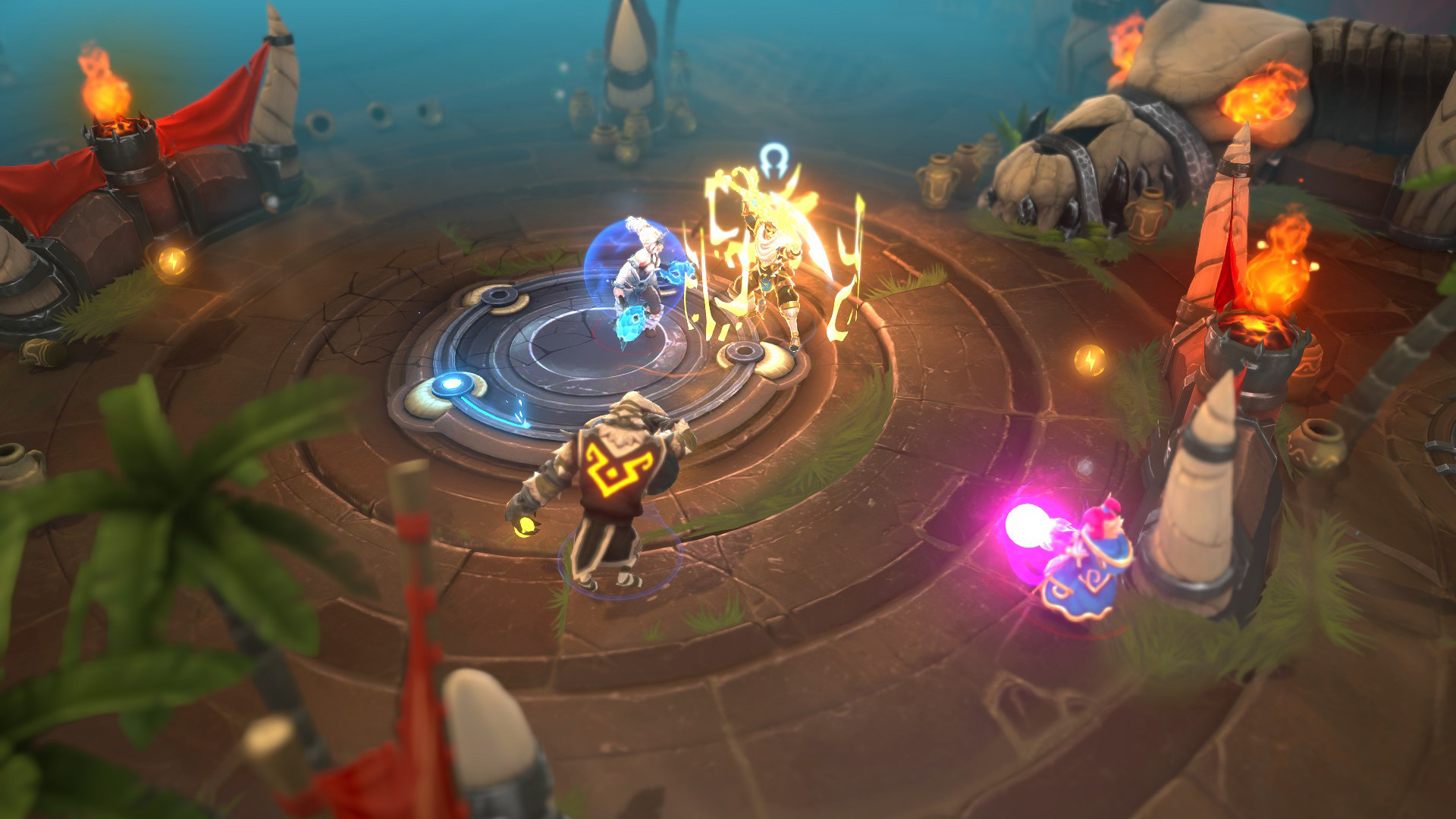 Battlerite screenshot