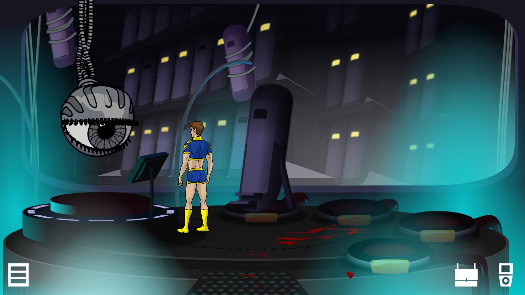Escape from Pleasure Planet screenshot