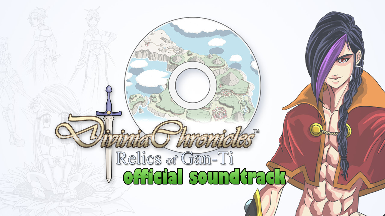 """Soundtrack for Divinia Chronicles or (""""Buy us coffee"""") screenshot"""