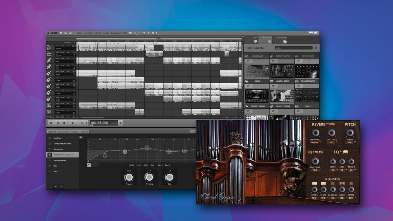 Music Maker 2017 Premium Steam Edition screenshot