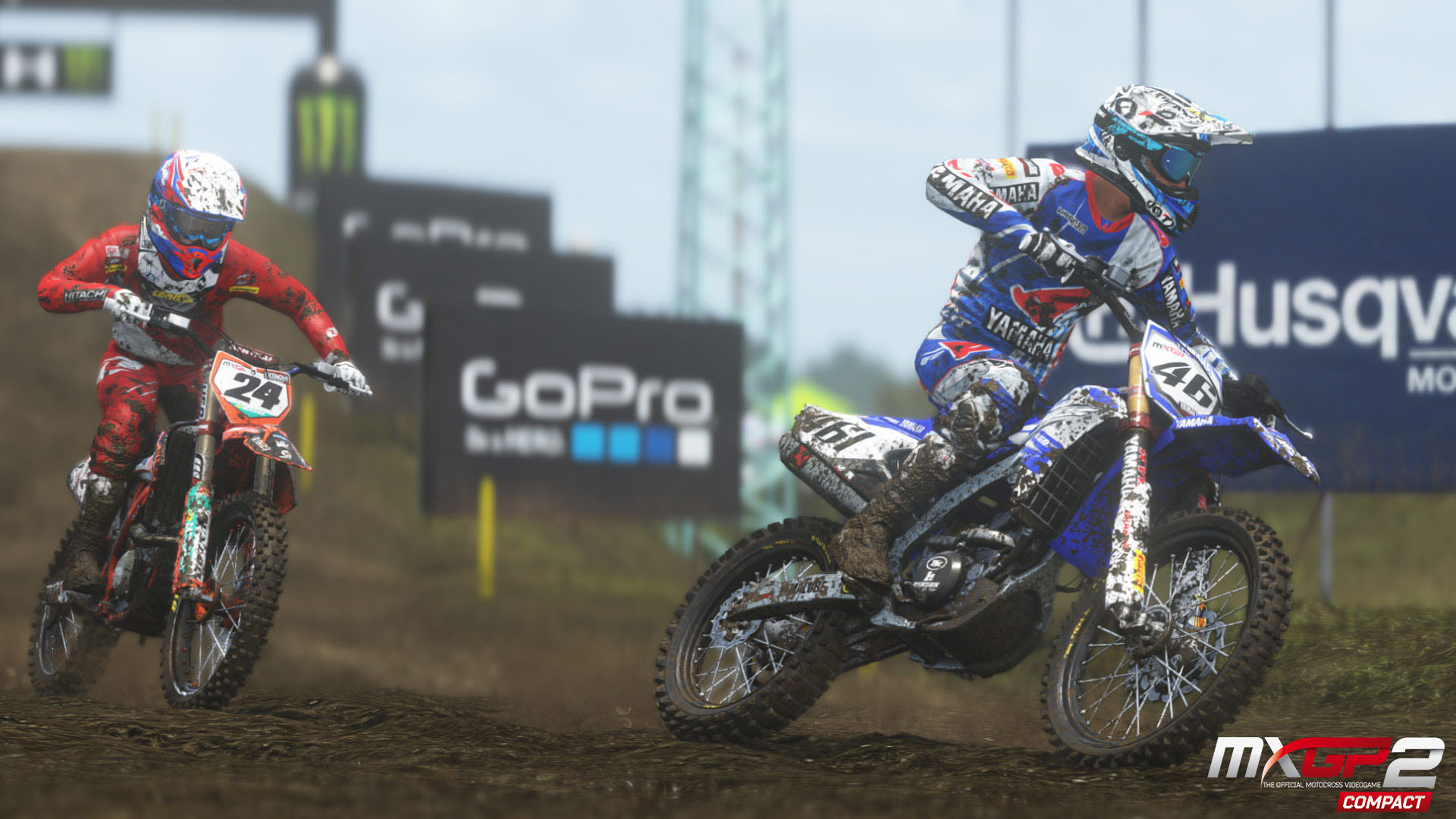 MXGP2 - The Official Motocross Videogame Compact screenshot