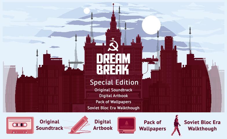 DreamBreak - Soviet Bloc Edition Content screenshot