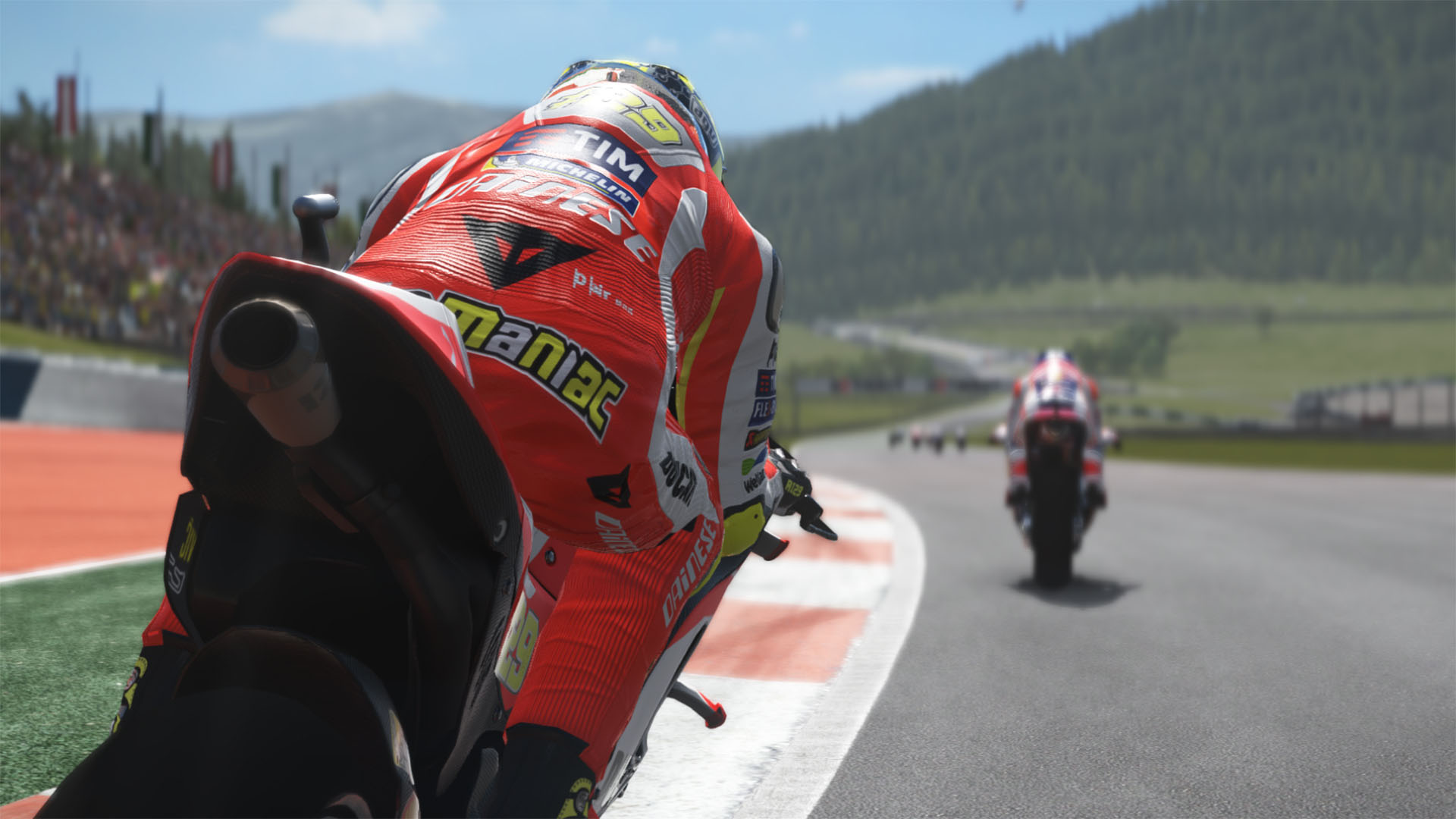 Valentino Rossi The Game Compact screenshot