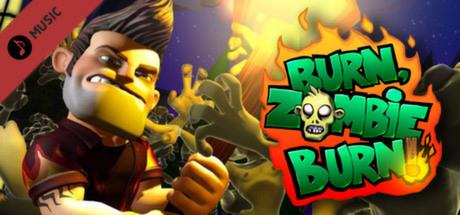Burn Zombie Burn!: Soundtrack