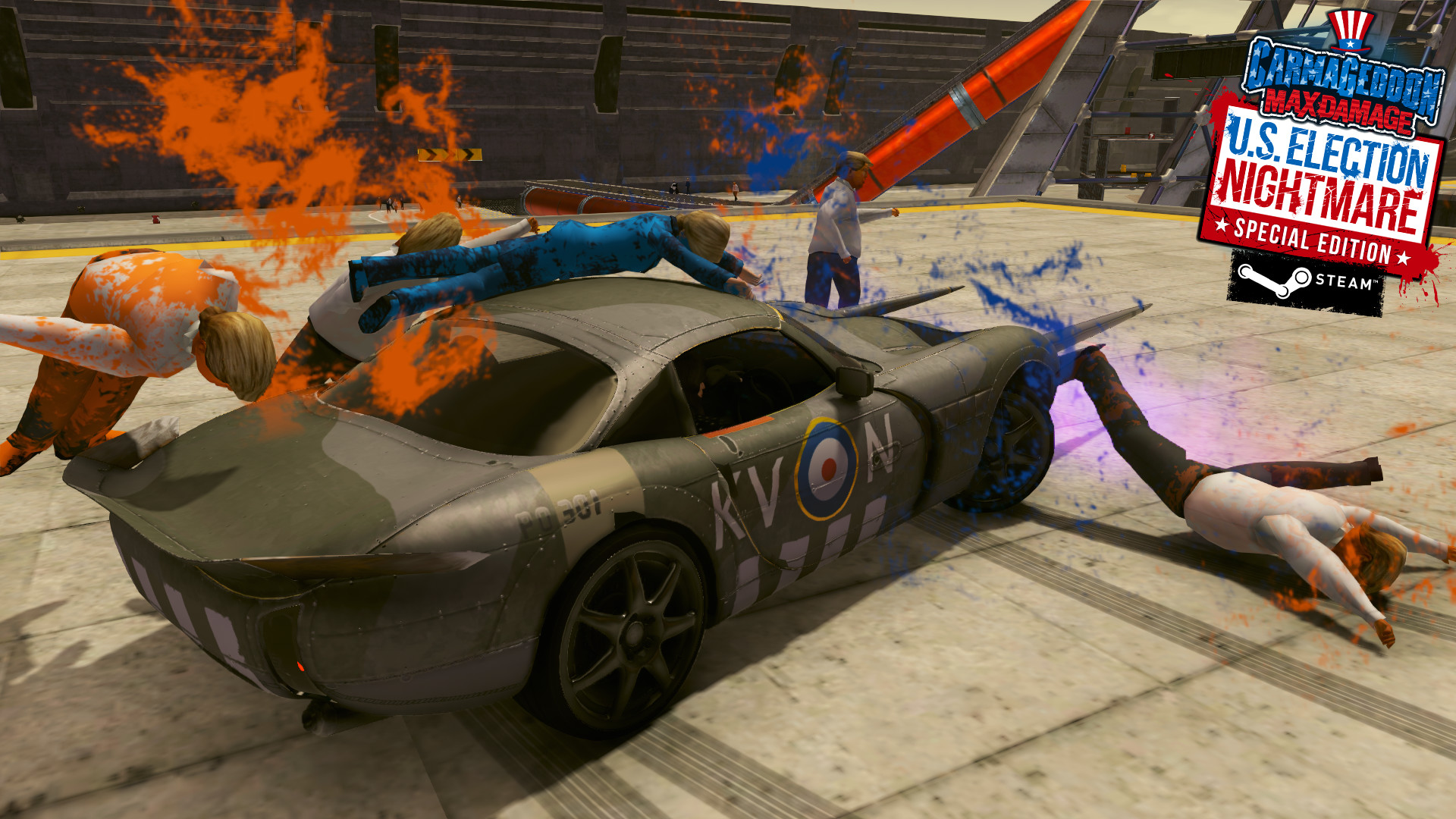 Carmageddon: Max Damage Screenshot 1