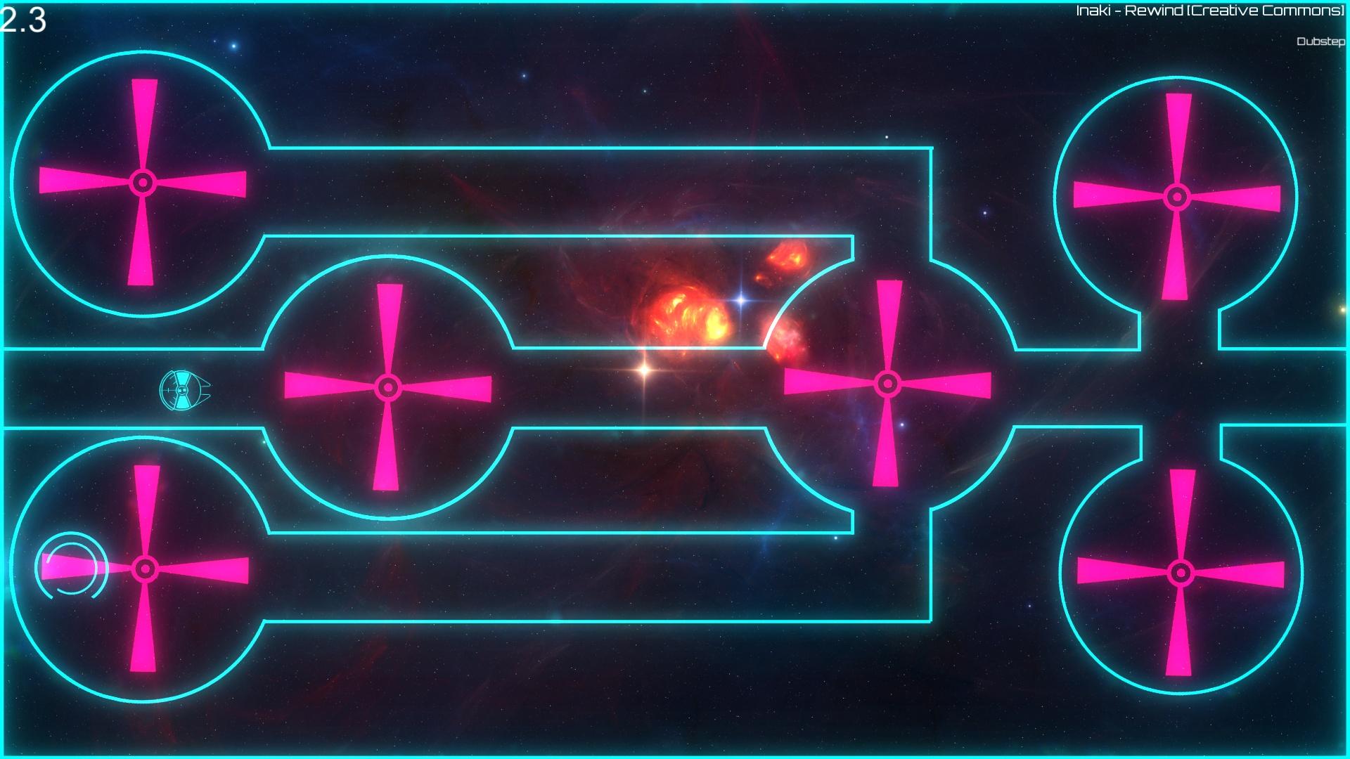 Neon Space 2 screenshot