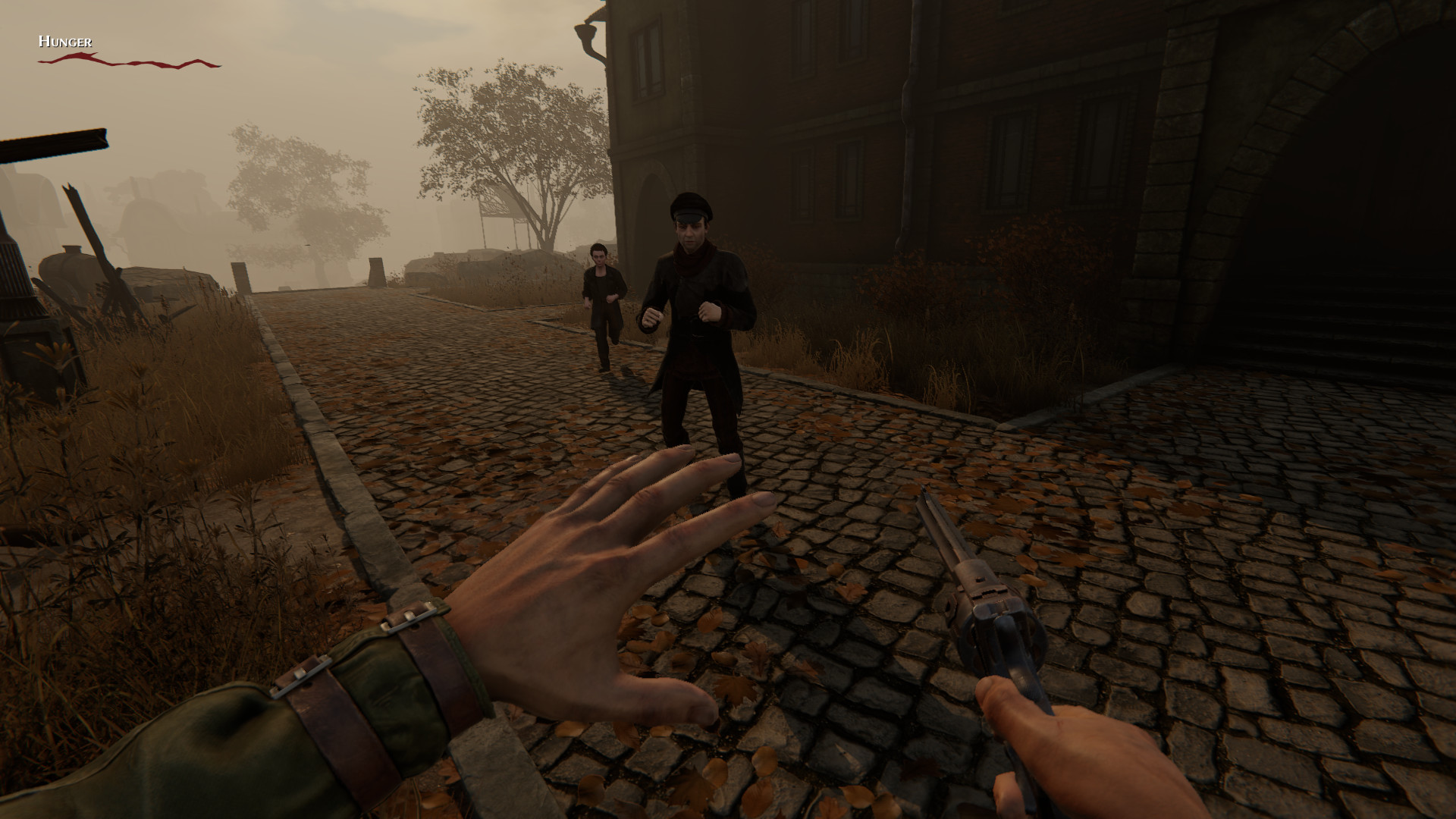 Pathologic 2 screenshot