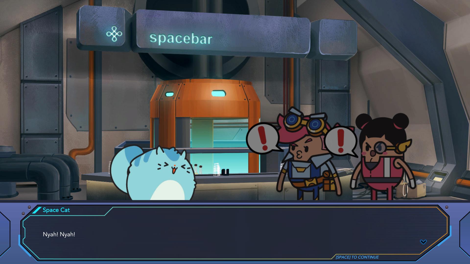 Holy Potatoes! We're in Space?! screenshot
