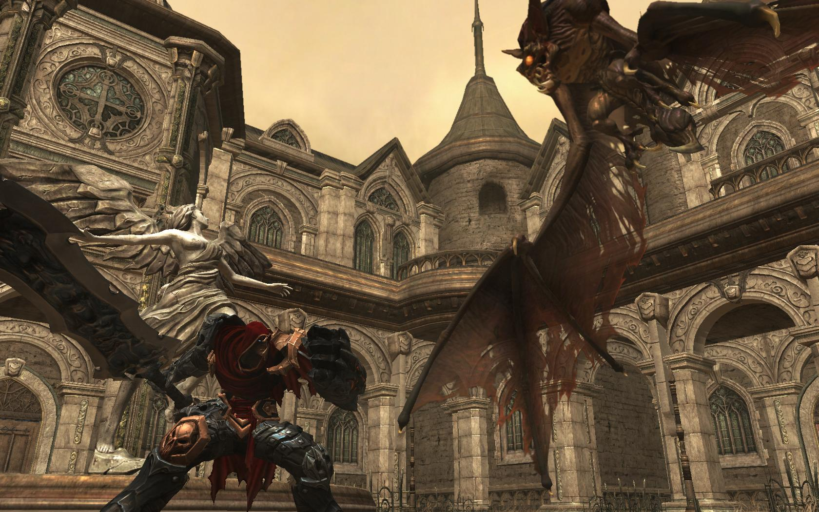 Darksiders screenshot