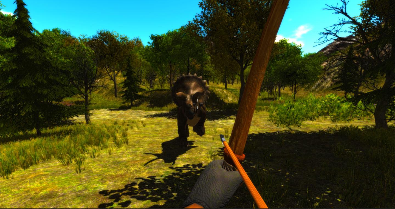 Dinosaur Forest screenshot