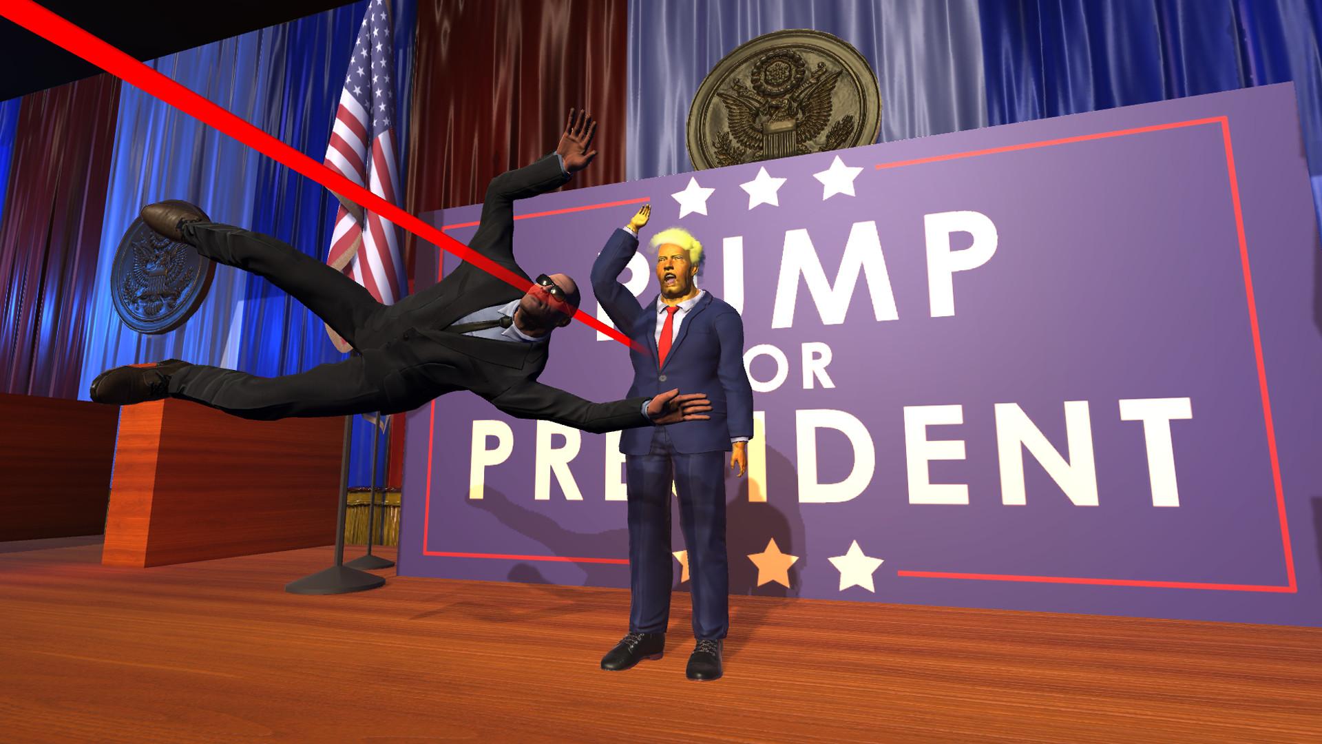 Mr.President! screenshot