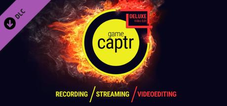 GameCaptr - Video Edit