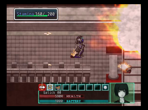 Vindictive Drive screenshot