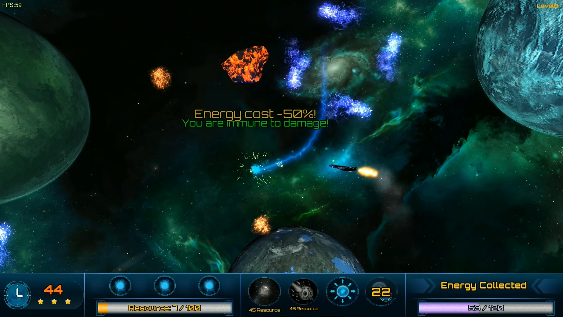 Fly and Destroy screenshot