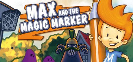 Max and the magic marker скачать игру