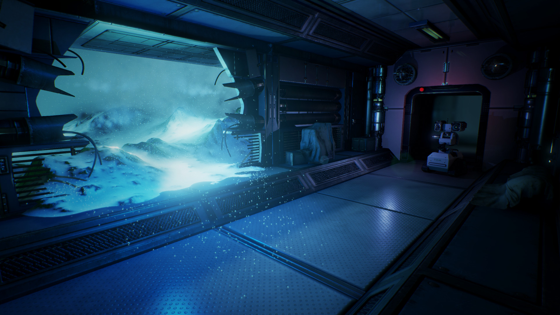 The Turing Test - Upgrade Pack screenshot