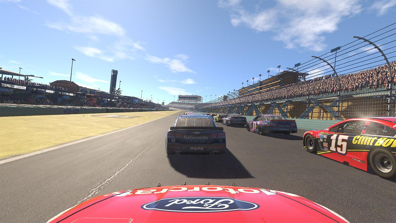 NASCAR Heat Evolution Screenshot 2