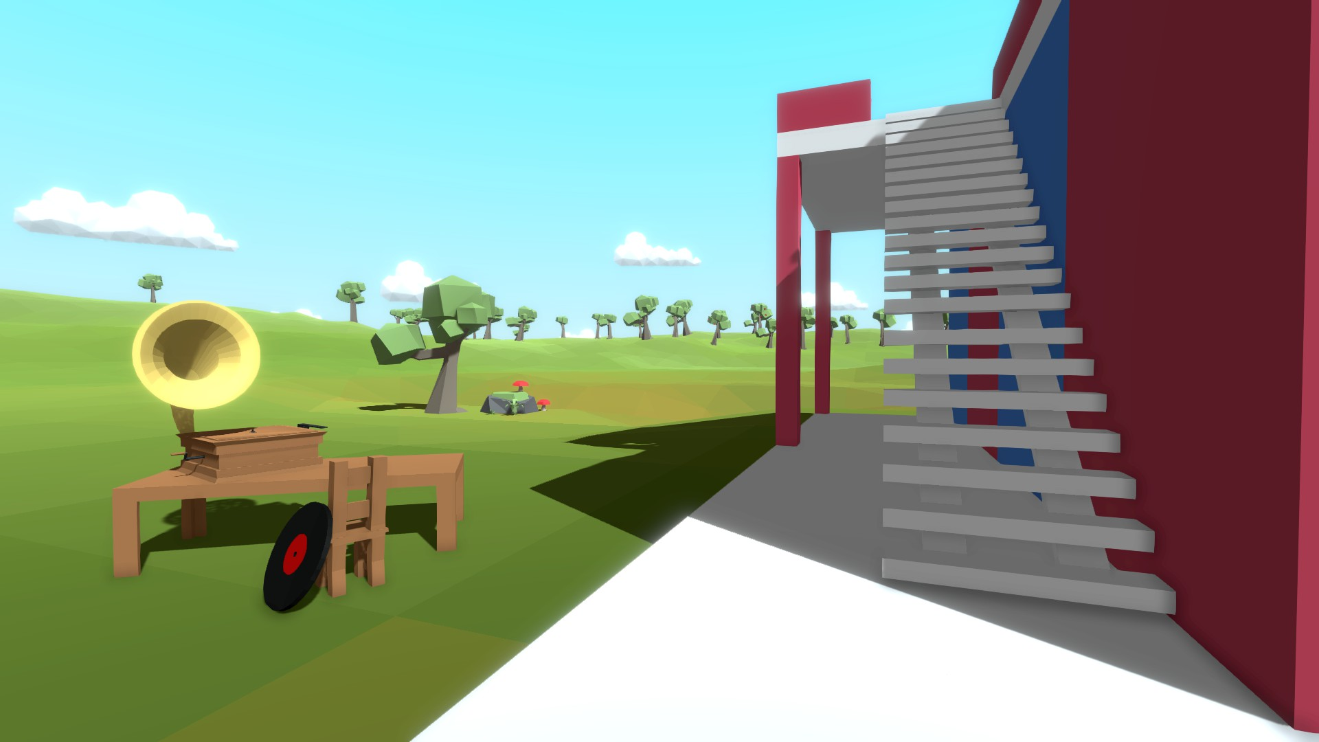 Project Lounge screenshot