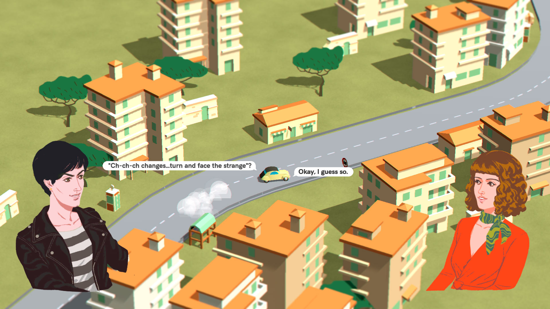 Wheels of Aurelia Screenshot 1
