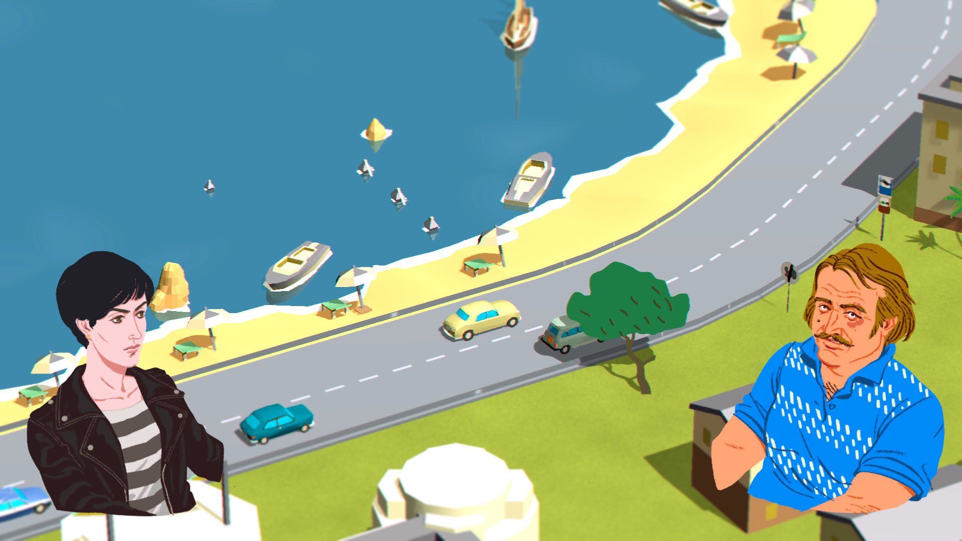 Wheels of Aurelia screenshot