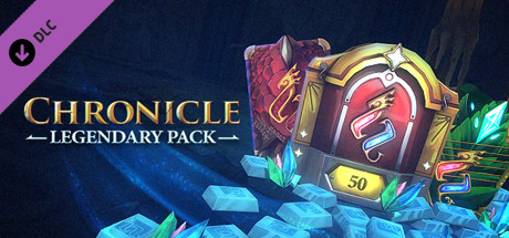 Chronicle: RuneScape Legends - Legendary Pack steam gift free