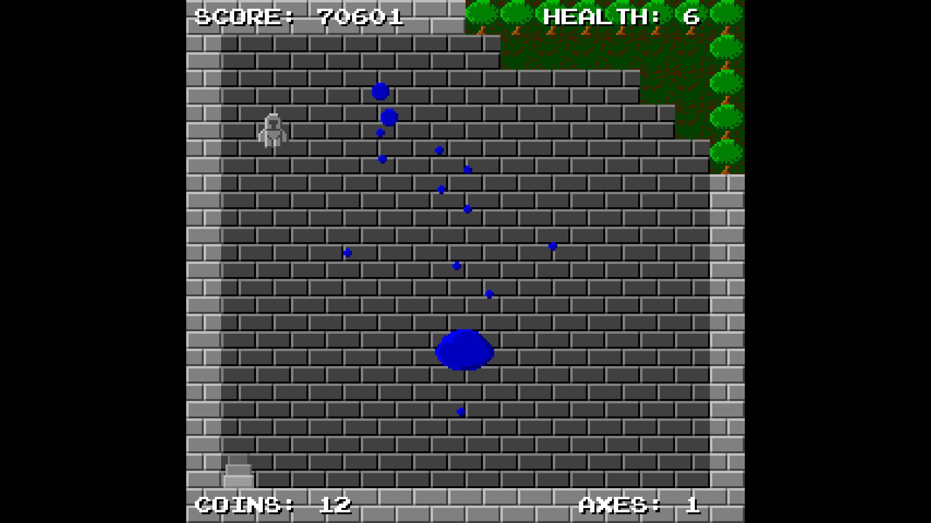 Broken Armor screenshot