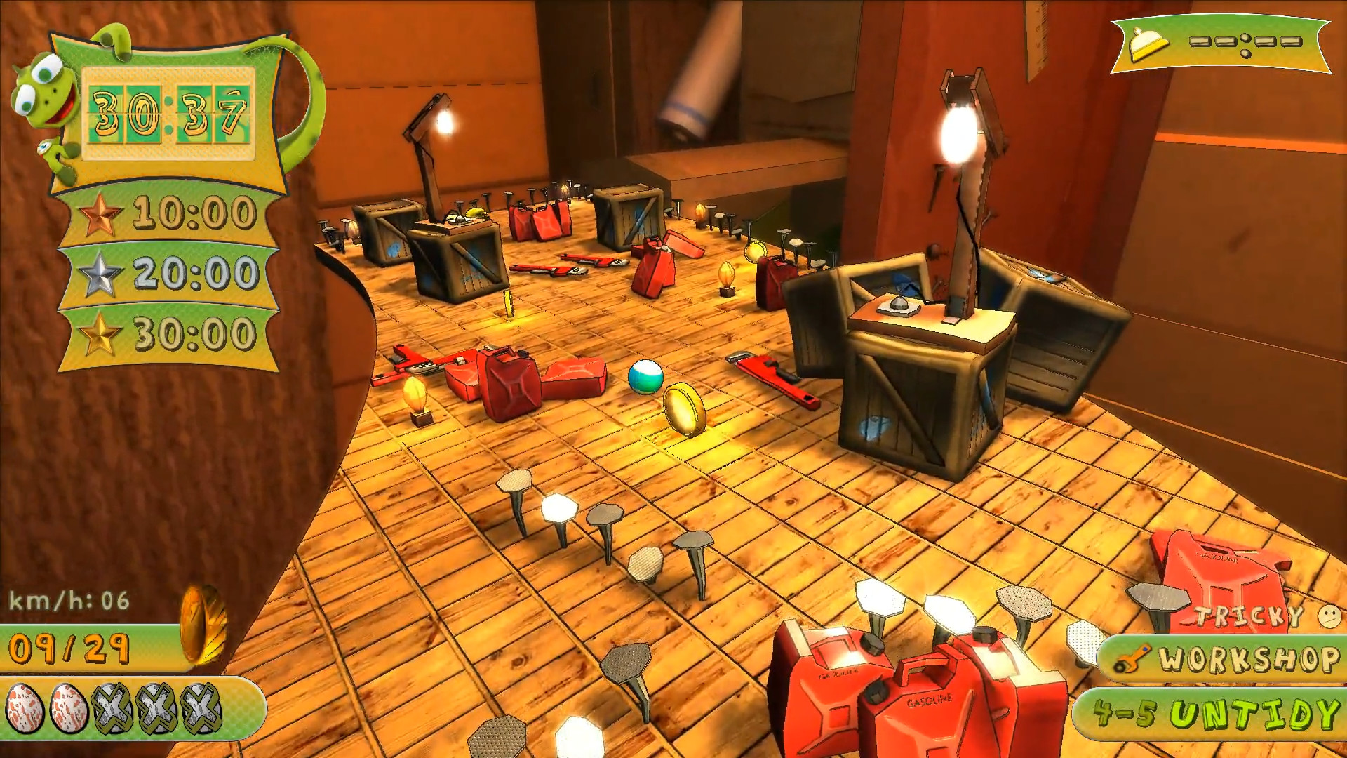 Escape Lizards Screenshot 3