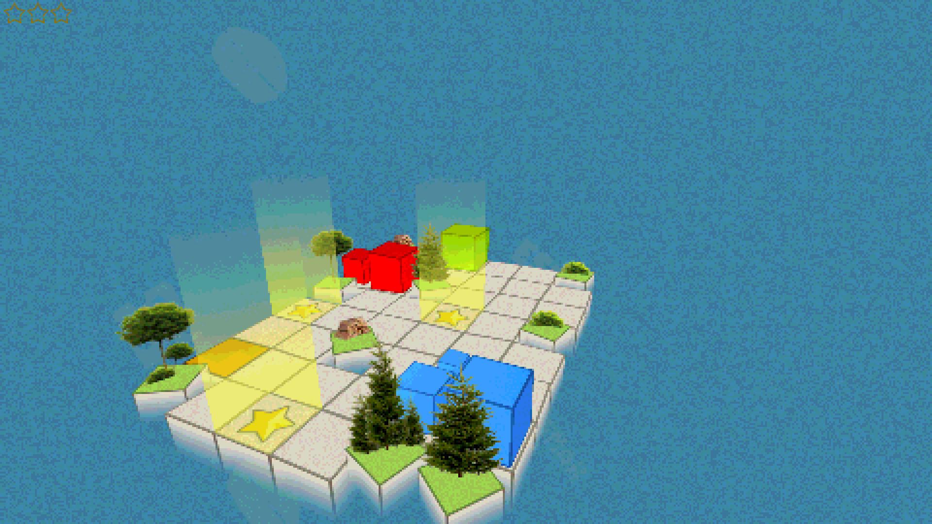 QUBIC screenshot