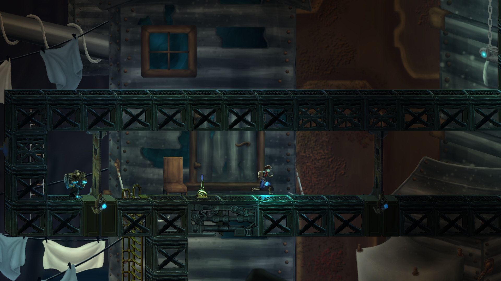 Clockwork Screenshot 3