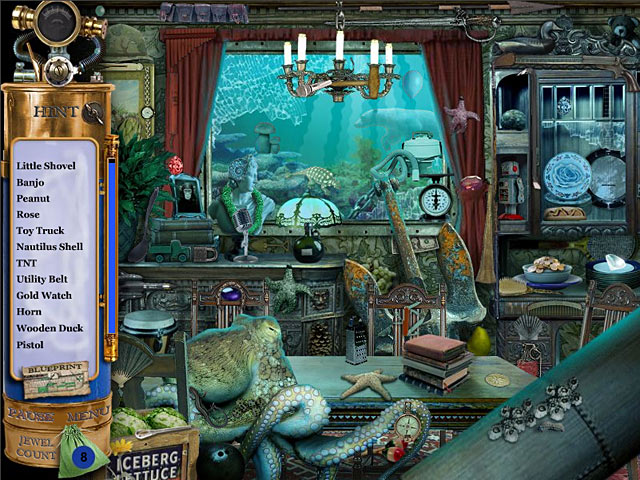 Hidden Expedition: Titanic screenshot