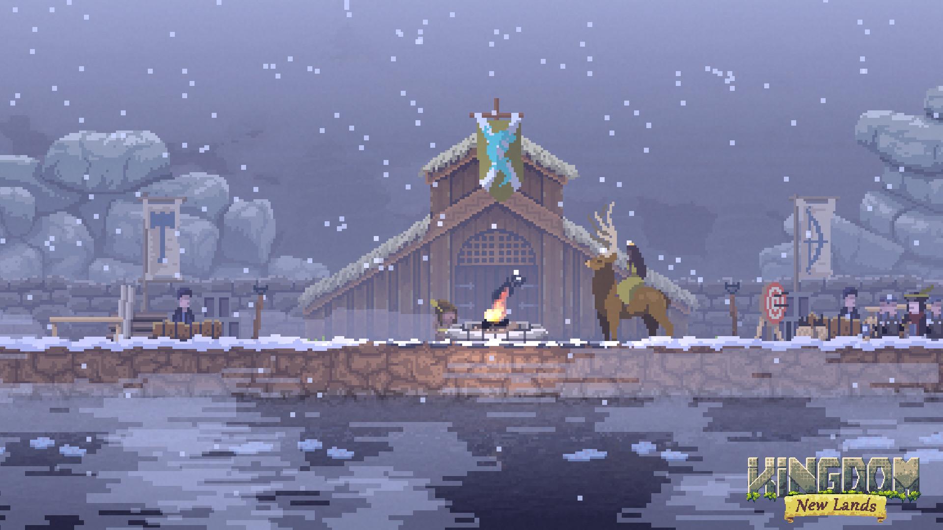 Kingdom: New Lands OST screenshot