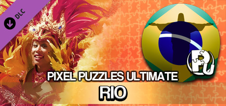 Jigsaw Puzzle Pack - Pixel Puzzles Ultimate: Rio