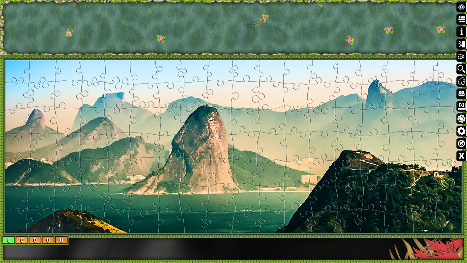 Jigsaw Puzzle Pack - Pixel Puzzles Ultimate: Rio screenshot