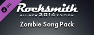 Rocksmith® 2014 Edition – Remastered – Zombie Song Pack