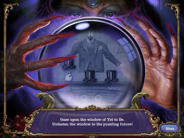 Mystery Case Files: Madame Fate screenshot