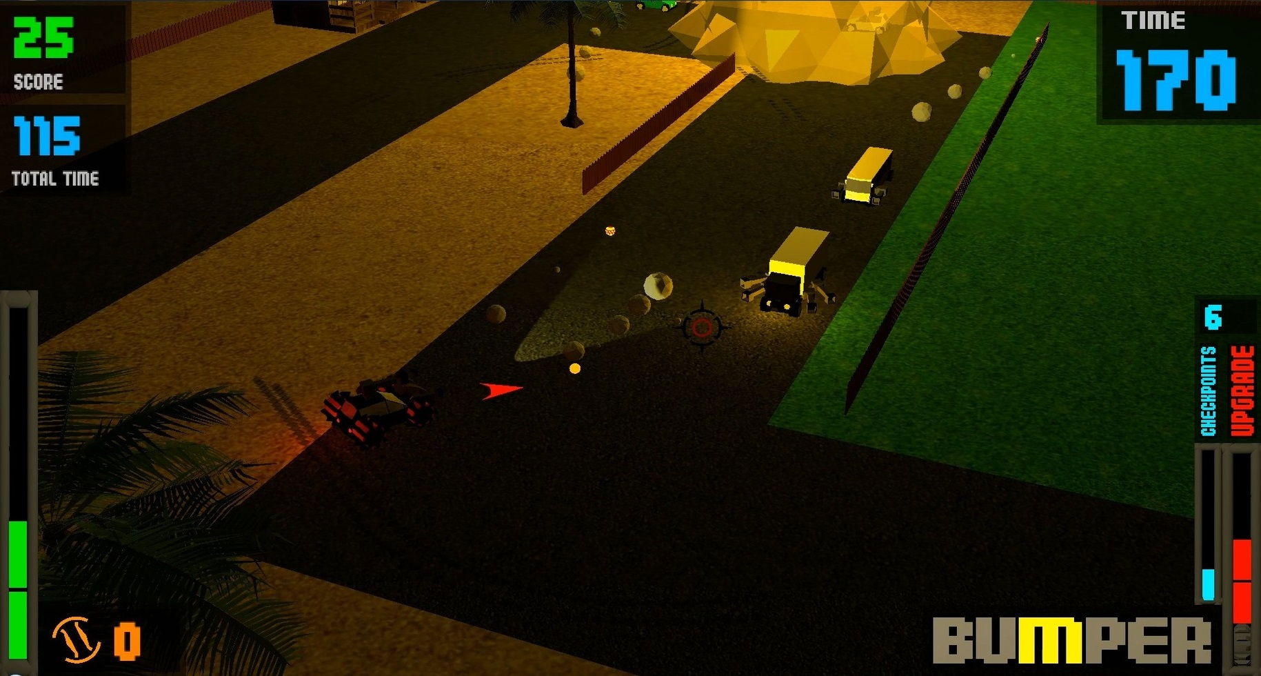 Bumper screenshot