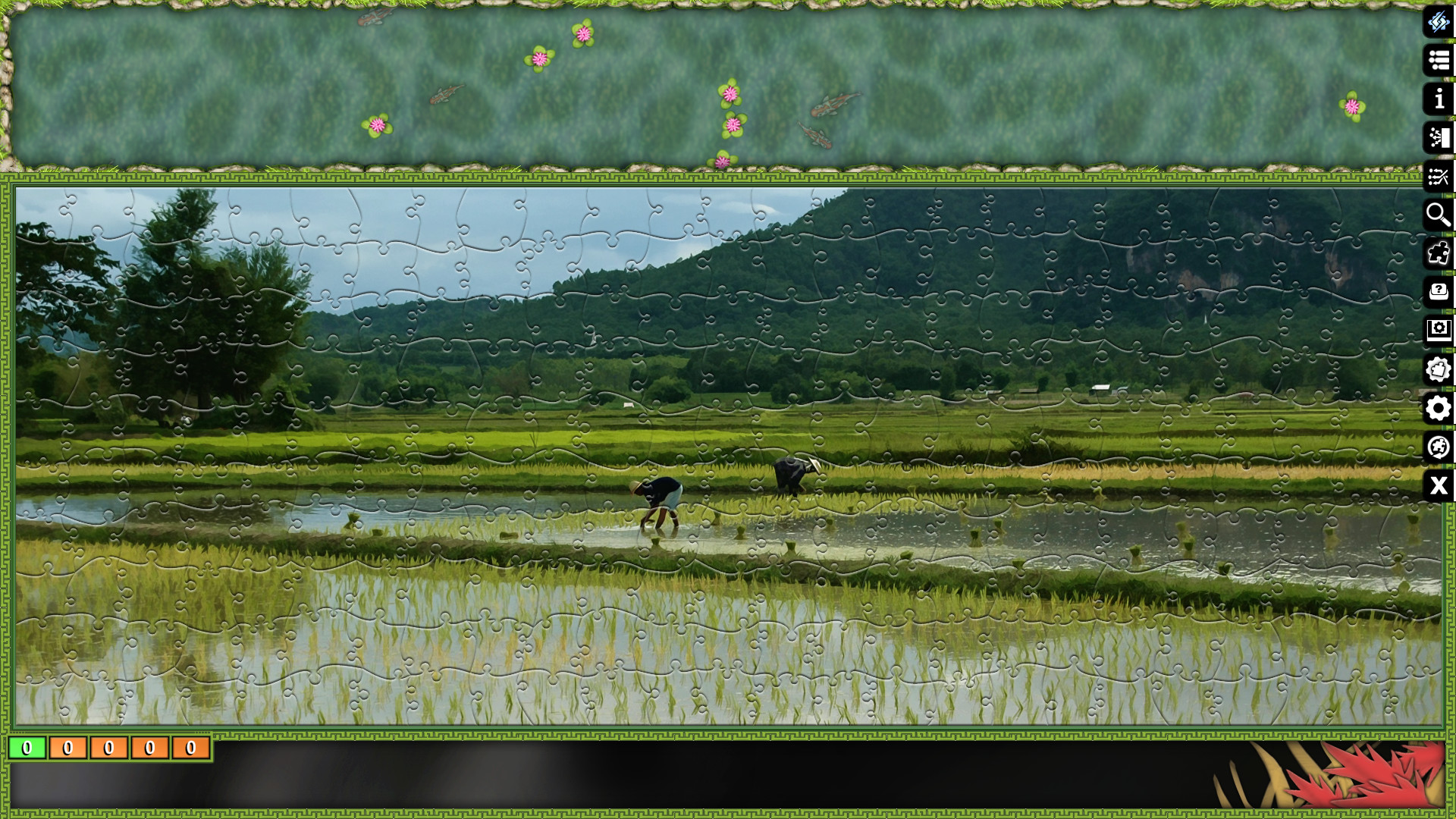 Jigsaw Puzzle Pack - Pixel Puzzles Ultimate: Thailand screenshot