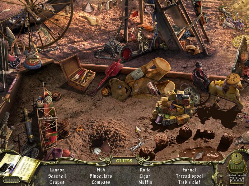 Mystery Case Files: Return to Ravenhearst screenshot