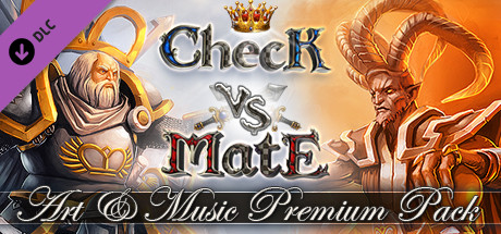 Check vs Mate - Art & Music Premium Pack
