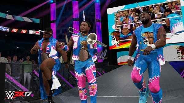 WWE 2K17 PC Download