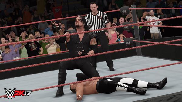 WWE 2K17 v1.0 Plus 11 Trainer-FLiNG