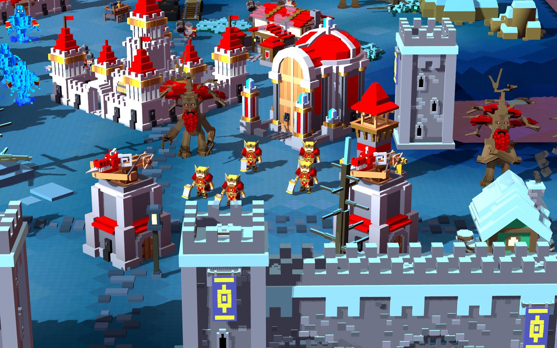 8-Bit Hordes - Soundtrack screenshot