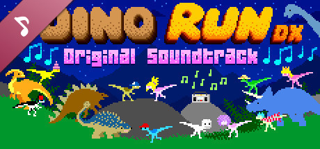 Dino Run DX OST & Supporter Pack