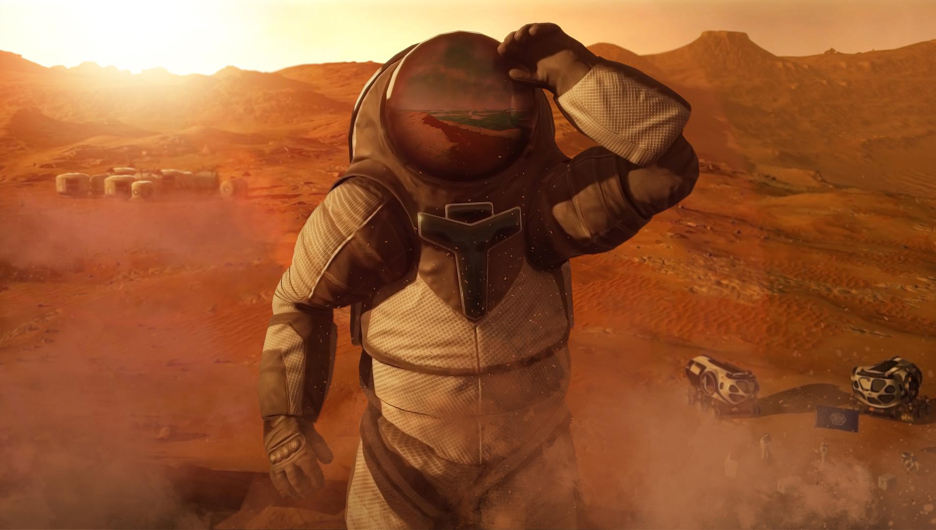 Mars 2030 ekran görüntüsü