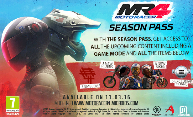 Moto Racer 4 - Season Pass screenshot