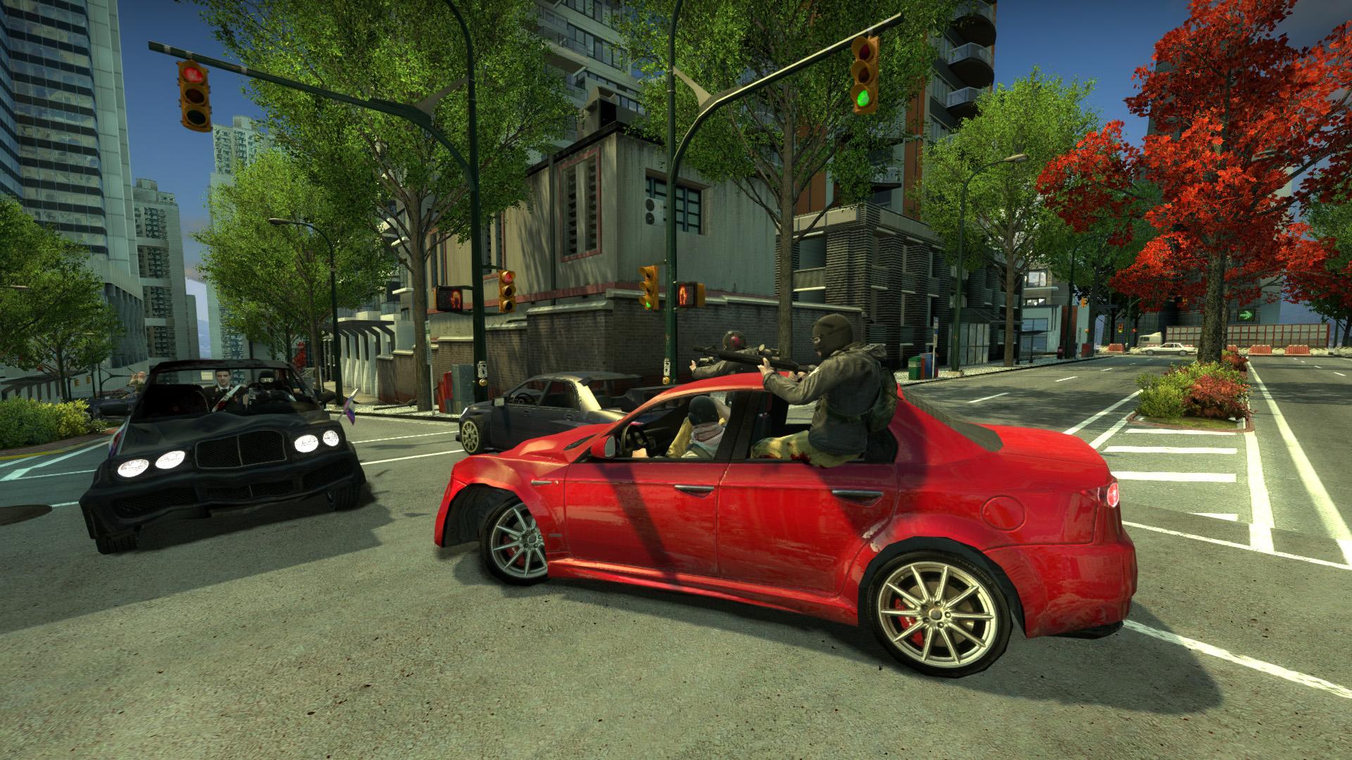 Tactical Intervention screenshot